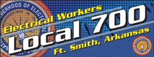 Banner2ElectricalWorkersLocal700